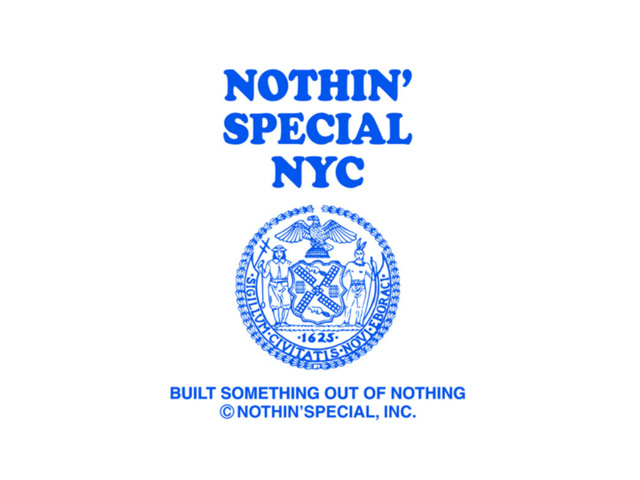 NOTHIN'SPECIAL